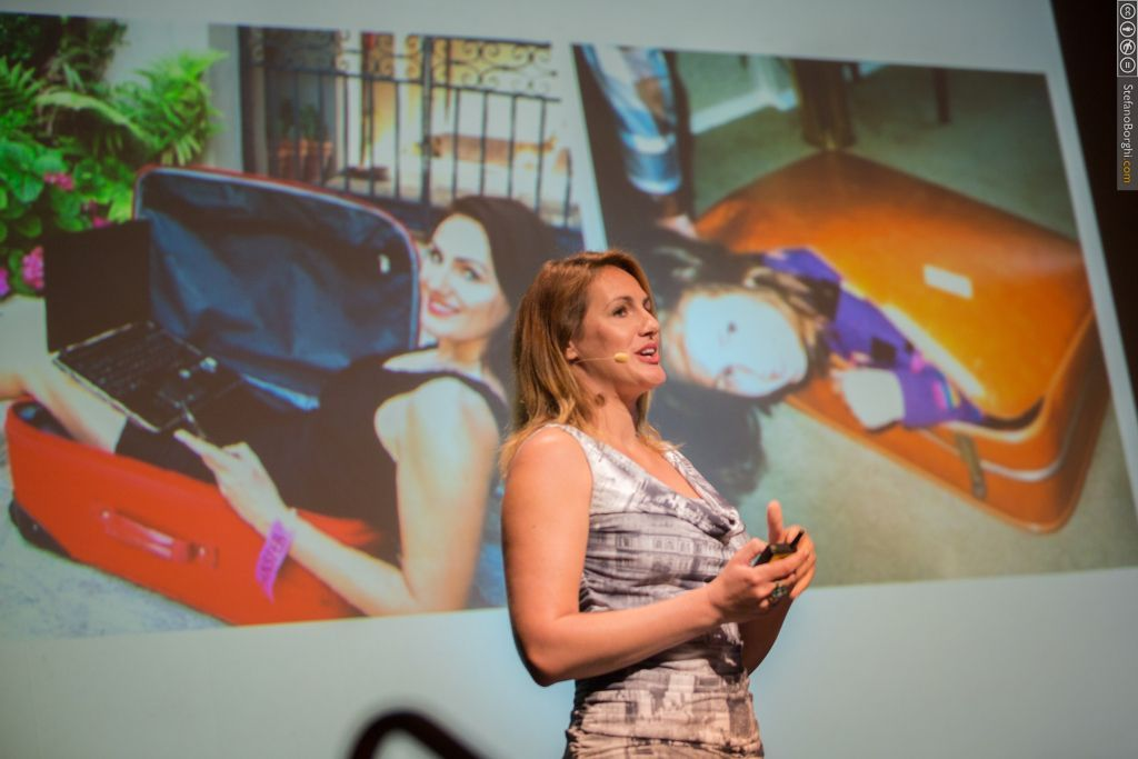 Natalie Sisson at DNX Global 2015