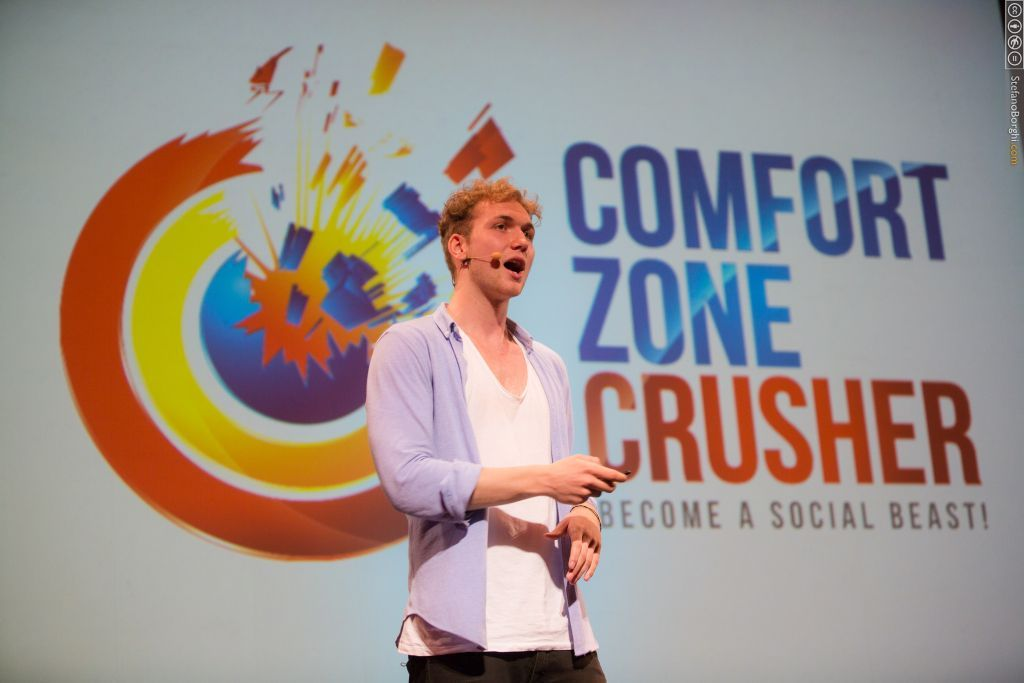 Til H. Gross crushing the comfort zone at DNX Gobal 2015