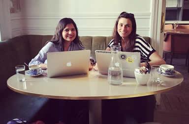 Remoters: Aleyda Solis & Elisa Martinez