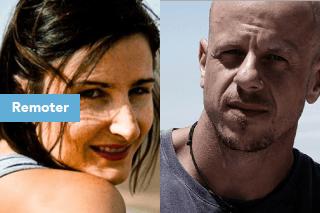 Entrevista: Rubén Señor y Lucía Sanchez