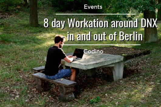 Workation Berlín – Codino