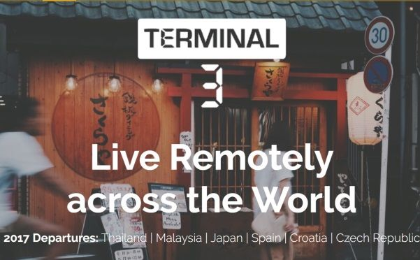 Terminal 3: Work and Travel
