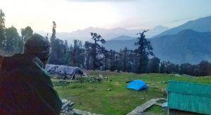 Nick Messina Himalayas