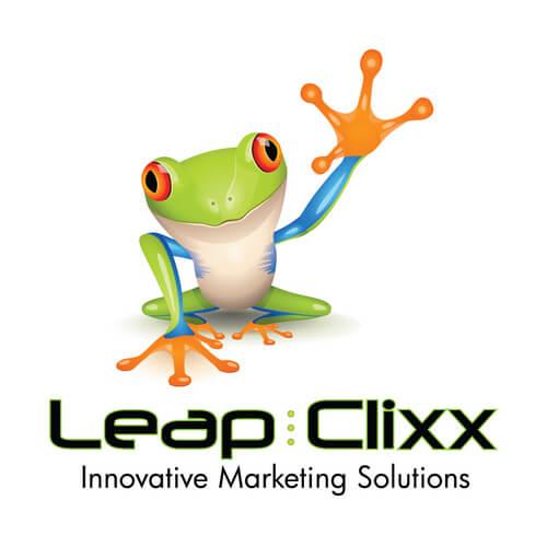 Logo Leap Clixx