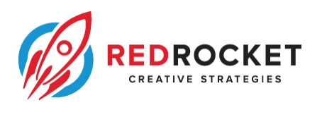 Logo Red Rocket Creative Strategies