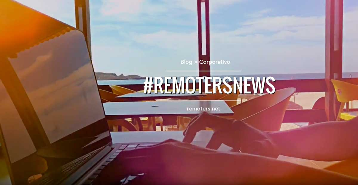#Remoters News: Jobs section, Events & More