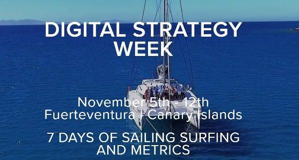 Digital Strategy Week- Coboat & Hub Fuerteventura