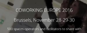 Coworking Europe 2016