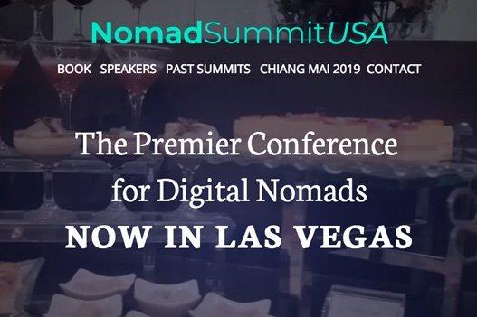 Nomad Summit 2018 (Las Vegas, USA)