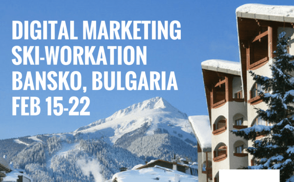 Digital Marketing Bootcamp + Ski-Workation