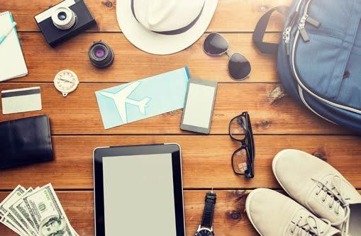 Digital Nomad Gear for your Packing List