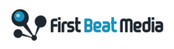 Logo First Beat Media