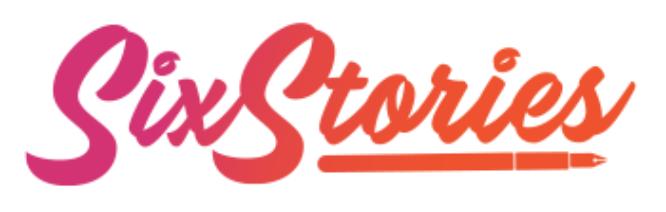 Logo Six Stories (Previously MoxieDot)
