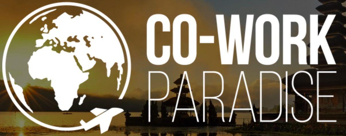 Logo Cowork Paradise