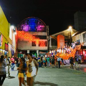 DNX en Ciudad Cultural Konex