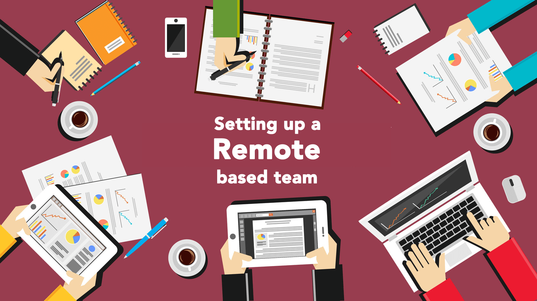 Lessons from setting a digital agency of senior, remote, freelance professionals