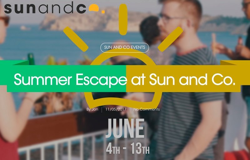 Summer Escape Sun and Co.