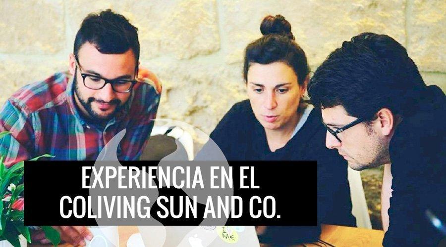 Sun & Co. Coliving: Qué es y Experiencia