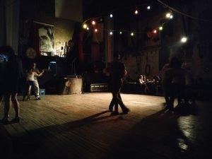 Cena y baile en La Catedral del Tango