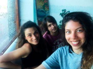 Amigos de La Maquinita. en Mar del Plata
