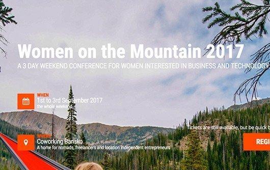 Women on the Mountain