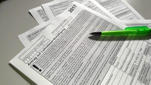 German Tax Forms