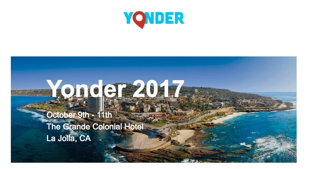 The Yonder Conference