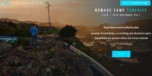 Nomads Camp Tenerife