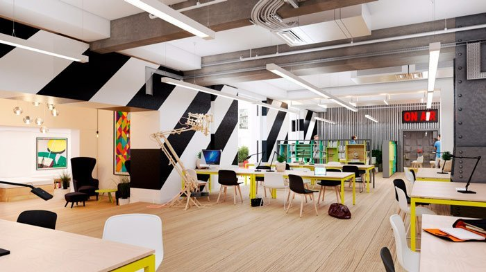 Huckletree Shoreditch, London