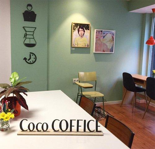 Coco Coffice Barcelona Coworking
