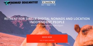 Nomad Soulmates Retreat - Dahab