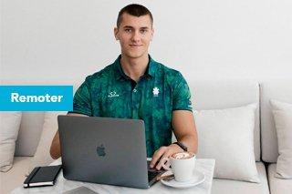 Interview: Tomas Laurinavicius