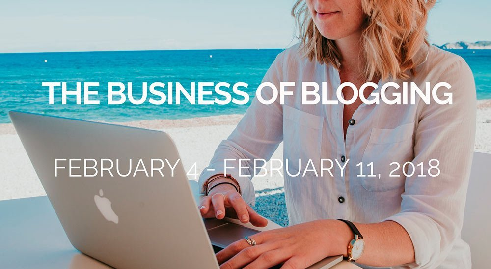 Sun and Co. Academy: The Business of Blogging