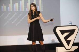 Alexandra Tachalova Speaking