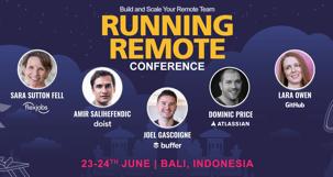 Concurso: Gana 1 Entrada para Running Remote Bali 2018 con Remoters
