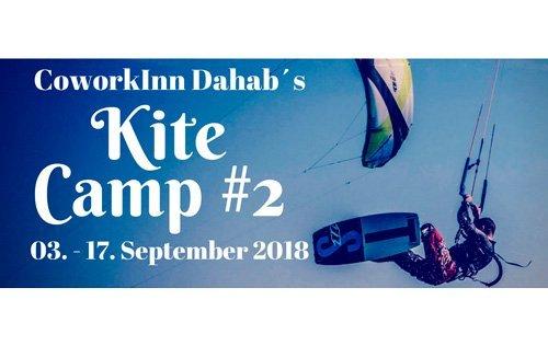 Kitecamp Dahab Egypt