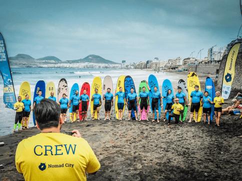 Entrevista a Nacho Rodríguez de Nomad City: El evento sobre Trabajo Remoto de Gran Canaria