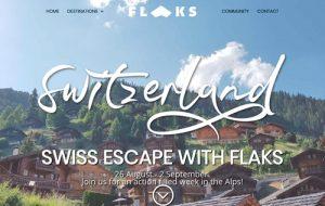 Switzerland Workation