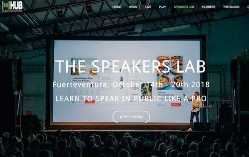Speakers Lab Retreat