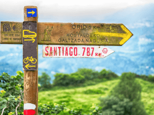Camino de Santiago for Digital Nomads