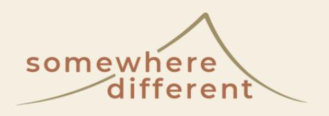 Logo Somewhere Different