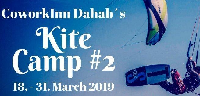 Coworking Dahab Kite Camp #2 2019