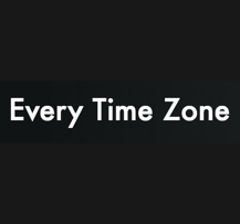 Every Time Zone