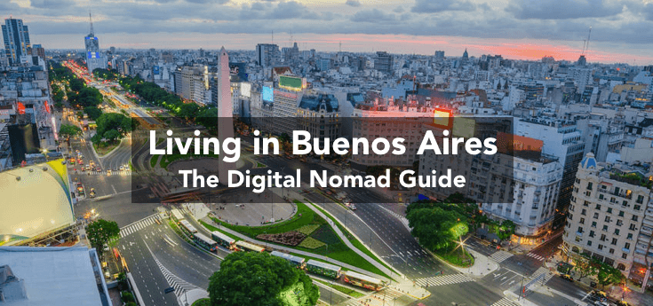 Living in Buenos Aires for Digital Nomads