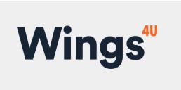 Logo Wings4U