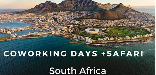 Coworking Safari South Africa