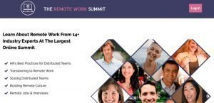 The Remote Work Summit