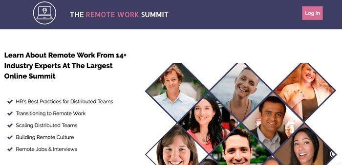 The Remote Work Summit 2019