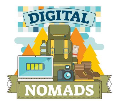 5 Life hacks for New Digital Nomads