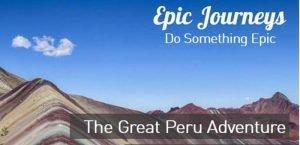 Epic Journeys Peru